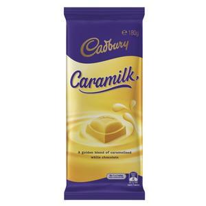 Cadbury Caramilk Block 180g