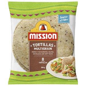 Mission Multigrain 8 Tortillas