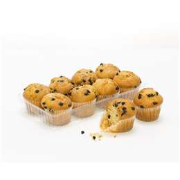 Woolworths Mini Choc Chip Muffin 8 pack