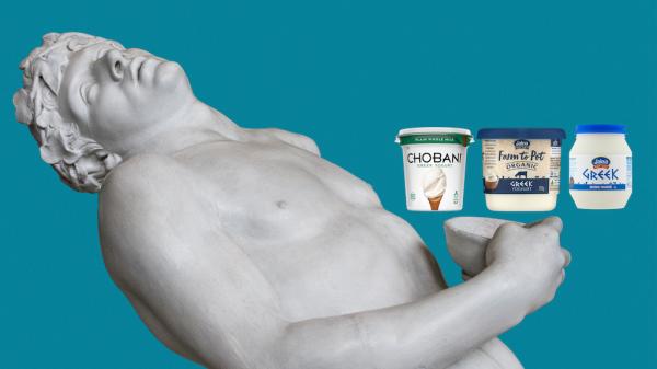 Greek Yogurt Comparison