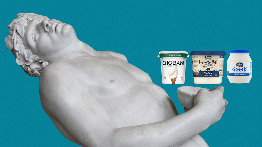 Greek Yogurt Comparison
