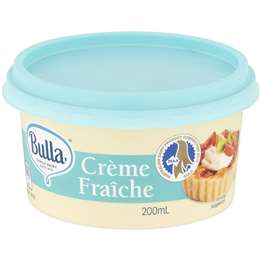Bulla Creme Fraiche Creme Fraiche 200ml