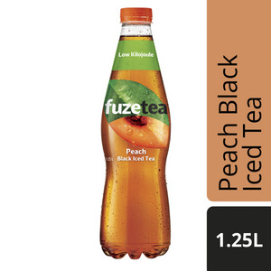 Fuze Peach Black Iced Tea