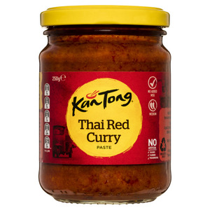 Kan Tong Thai Red Curry Paste