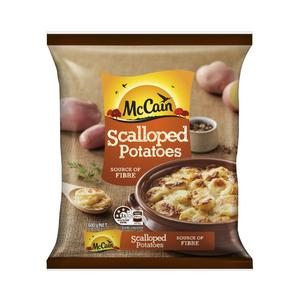 McCain Frozen Scalloped Potatoes