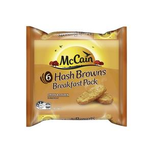 McCain Hash Browns 6 pack