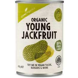 Ceres Organics Young Jack Fruit 400g