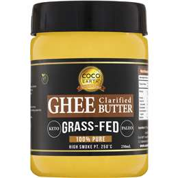 Coco Earth Ghee Butter 250ml