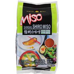 Hikari Japanese Paste White Miso 400g