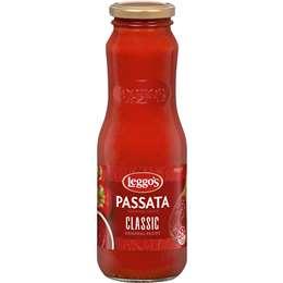 Leggos Passata Sauce Classic Tomato 700g
