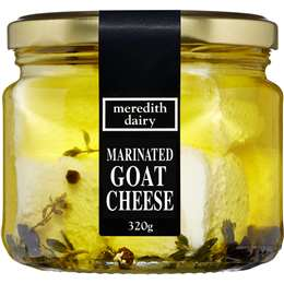 Meredith Dairy Goat Cheese In Olive Oil 320g