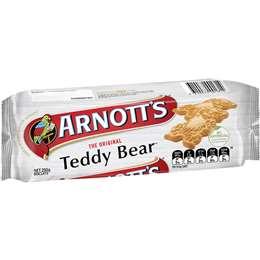 Arnott's Teddy Bear 250g