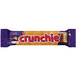 Cadbury Crunchie 50g bar
