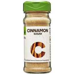 Woolworths Cinnamon Sugar 60g